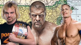 The Best Wrestler From Every State In The Union, Part 4: From John Cena To Triple H