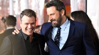 Ben Affleck And Matt Damon Once Auditioned To Play Robin In A Batman Movie