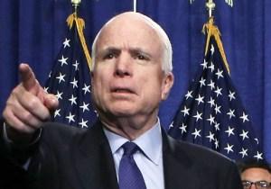 John McCain Condemns Trump For 'Politicizing' Navajo Code Talkers By Cracking A 'Pocahontas' Joke