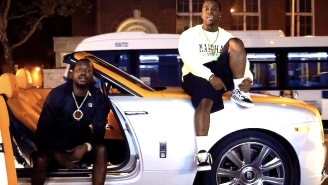 ASAP Ferg Releases 'Trap And A Dream' Video With Meek Mill And Gives A Message Of Support