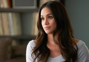 Meghan Markle And Patrick J. Adams Are Poised To Leave 'Suits'