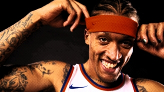 Michael Beasley's Infectious Confidence Makes Him The NBA's Most Unlikely Leader