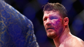 Michael Bisping Is 'Crushed Inside' After Being Choked Unconscious By Georges St-Pierre At UFC 217