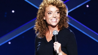 Michelle Wolf On Writing Feminist Jokes For Men And Running Out Of Trump Food Jokes