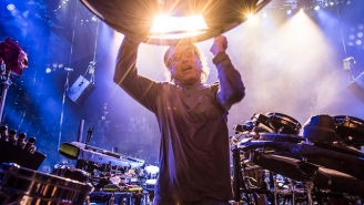 Mickey Hart On His Experimental New Solo Album And Why It's Impossible For Him To Leave The Grateful Dead