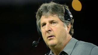 Washington State Coach Mike Leach's Marriage Advice Is To 'Work Late' And 'Read A Lot Of Books'