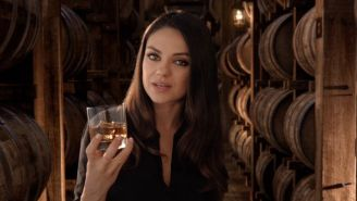 Mike Pence Supporters Are Boycotting Jim Beam In Response To Mila Kunis Trolling The Veep