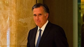 Mitt Romney Declares Roy Moore 'Is Unfit For Office And Should Step Aside,' Prompting Plenty Of Reactions
