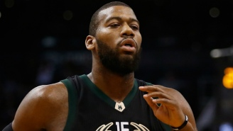 The Cavaliers Would Reportedly Be Interested In Newly-Acquired Suns Center Greg Monroe