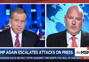 Republican Strategist Steve Schmidt Accuses Trump Of Declaring Fox News To Be 'American State TV'