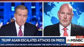 Republican Strategist Steve Schmidt Accuses Trump Of Declaring Fox News To Be 'American State TV'
