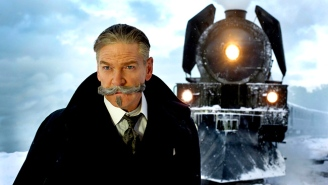 'Murder On The Orient Express' Is A Magnificent Panoramic That Stagnates Into A Dull Procedural