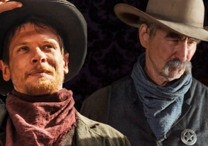 The Mustaches Of 'Godless,' Ranked