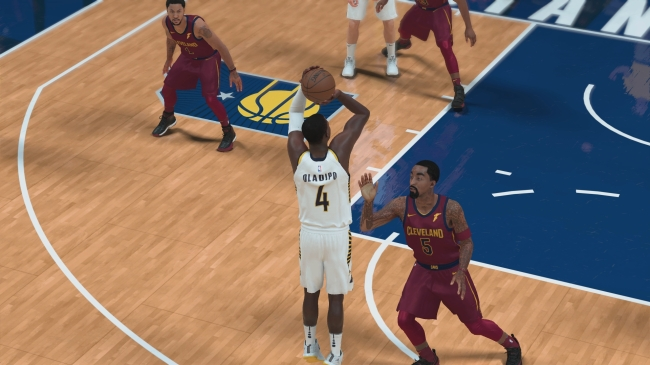 NBA 2K18' Roster Update: Full List Of The New Player Ratings Changes