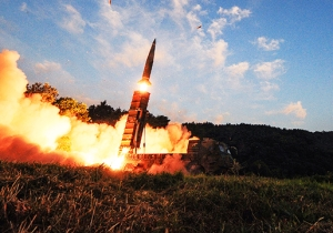 A Passenger Plane Crew Saw North Korea's Latest Missile 'Blow Up And Fall Apart' Close To Japan