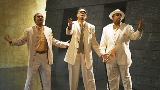 'SNL' And Chance The Rapper Give Us A Boyz II Men Throwback Track Asking Barack Obama To 'Come Back'