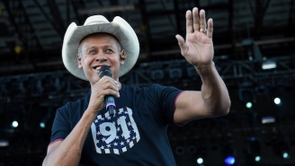 'Take A Knee, My Ass (I Won't Take A Knee)' Is Neal McCoy's Country Response To National Anthem Protests