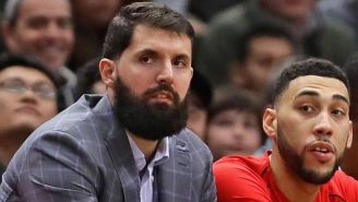 Nikola Mirotic Accepts Bobby Portis' Apology And Won't Comment On Alleged Trade Request