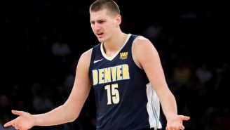 Nikola Jokic's Brothers Got Into It With Two Wizards Players After Jokic Was Ejected