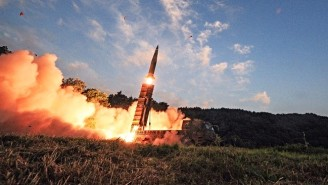 North Korea Has Test Fired A Missile For The First Time In Months, According To The South Korean Military