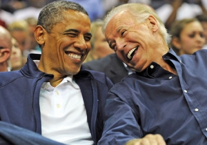 Obama Wished Joe Biden A Happy Birthday With His Own Internet Meme