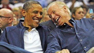 Obama Wished Joe Biden A Happy Birthday With His Own Internet Meme