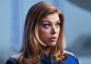 Adrianne Palicki On The Thoughtful Space Comedy Of 'The Orville' And That Forgotten 'Friday Night Lights' Storyline