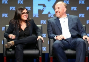 Pamela Adlon Addresses Louis C.K.'s Admission Of Sexual Misconduct