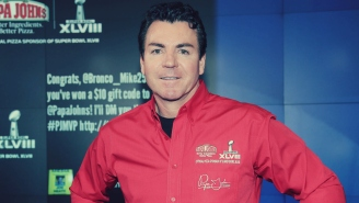 Pizza Hut's CEO Jabbed At Papa John's Complaint About NFL Protests Hurting His Sales