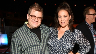 Patton Oswalt Said That Finding Love Again After Losing His Wife Was Like 'Getting Hit By Lightning Twice'