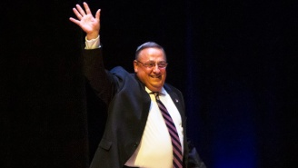 Maine Gov. LePage Refuses To Implement The Medicaid Expansion Passed By Voters Until The Legislature Funds It