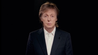 Paul McCartney's Short Film About Eating Less Meat Features Emma Stone, Woody Harrelson, And New Music