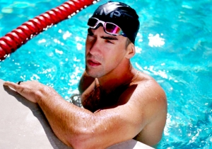 Michael Phelps Is On A Crusade To Make You 'Water Wise'