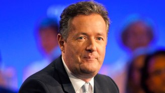 Even Piers Morgan Is Condemning President Trump For Retweeting The Anti-Muslim Britain First Group