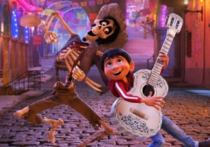 'Coco' Sends Pixar On A Colorful Trip South Of The Border