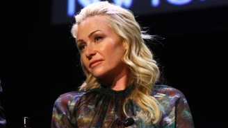 Portia de Rossi Says Steven Seagal Exposed Himself To Her In An Audition