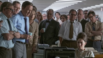 'The Post' Serves Up A Thrilling History Lesson Just When We Need It The Most