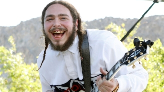 Post Malone Tries A Reverse 'Despacito' With His Latin Remix Of 'Rockstar' Featuring Nicky Jam And Ozuna