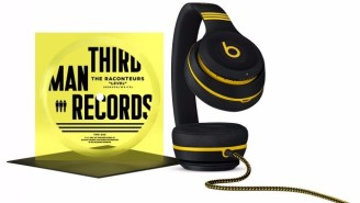 The Third Man Records And Beats Collaborative Headphones Are A Rock Lover's Dream