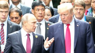 Trump Clarifies His Putin Remarks After Backlash: 'I Believe That He Believes' He Didn't Meddle In The Election