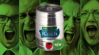 Hidden Valley Is Selling A 'Ranch Keg' And People Can't Handle It
