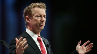 Rand Paul Announces His Return To The Senate, Ten Days After Getting Into A Fight With His Neighbor