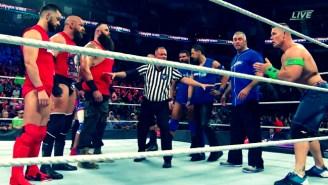 WWE Survivor Series 2017 Results