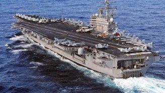 A U.S. Navy Aircraft Has Crashed Near Japan With 11 Sailors Aboard