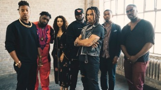 Christian Scott Gathered A Super Group Jazz Band To Create A Powerful Collab With Vic Mensa