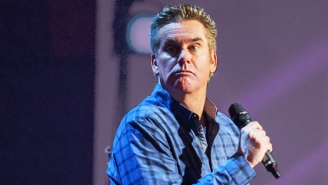 Brian Regan Wants His Comedy To Please Everyone, No Matter Who They Voted For