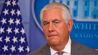 Rex Tillerson Is Accused Of Violating A Federal Law Banning Child Soldiers By His Own State Department