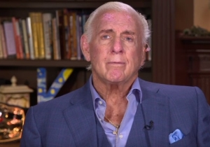 Ric Flair Is Suing His Former Manager For Stealing His '30 For 30′ Money
