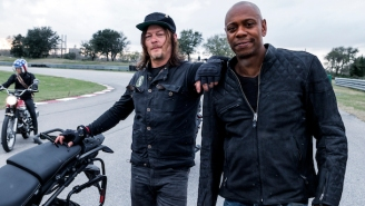 What's On Tonight: Norman Reedus Goes On A Road Trip With Dave Chappelle