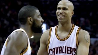 Richard Jefferson Says He Will Always Be Indebted To Kyrie Irving For His Shot In The 2016 Finals
